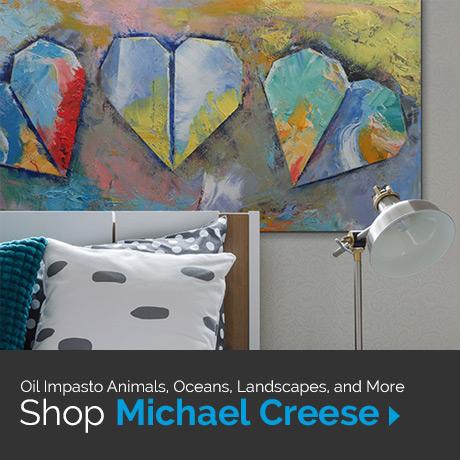 Shop Michael Creese art